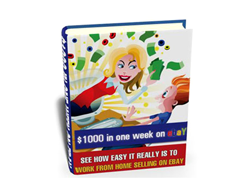 Free PLR eBook – $1000 in One Week on eBay
