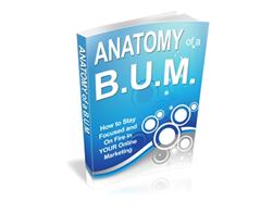 Free PLR eBook – Anatomy of a BUM