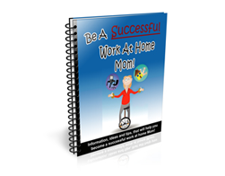 Free PLR Newsletter – Be a Successful Work at Home Mom