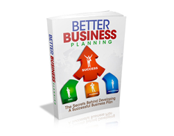 Free MRR eBook – Better Business Planning