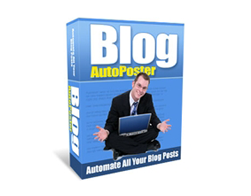 Free PLR Software – Blog AutoPoster