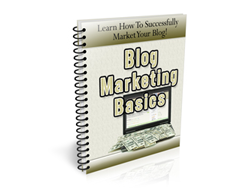 Free PLR Newsletter – Blog Marketing Basics