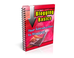 Free PLR Newsletter – Blogging Basics