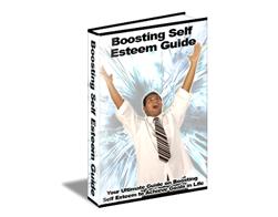 Free PLR eBook – Boosting Self Esteem Guide