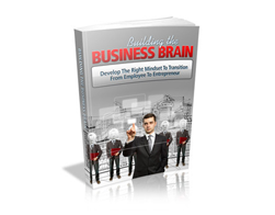 Free PLR eBook – Building the Business Brain