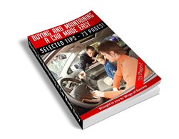 Free MRR eBook – Buying and Maintaining a Car Made Easy