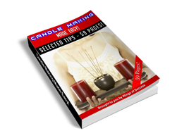 Free MRR eBook – Candle Making Made Easy!