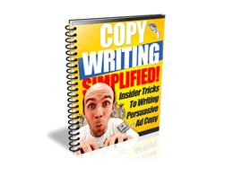Free PLR eBook – Copywriting Simplified