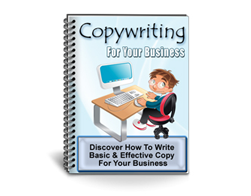 Free PLR Newsletter – Copywriting for Your Business