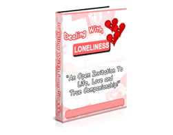 Free PLR eBook – Dealing with Loneliness