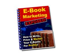 Free PLR eBook – E-Book Marketing Exposed!