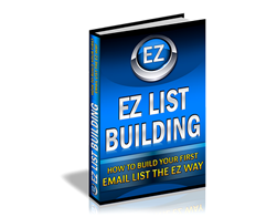 Free PLR eBook – EZ List Building