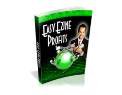 Free PLR eBook – Easy Ezine Profits