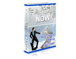 Free PLR eBook – Fast Cash Now