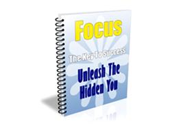 Free PLR eBook – Focus
