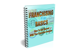 Free PLR eBook – Franchising Basics