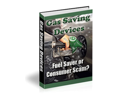 Free PLR eBook – Gas-Saving Devices