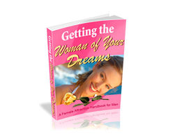 Free PLR eBook – Getting the Woman of Your Dreams