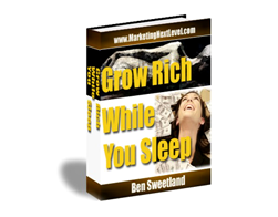 Free PLR eBook – Grow Rich While You Sleep
