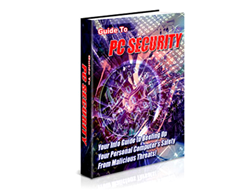 Free PLR eBook – Guide to PC Security