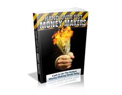 Free PLR eBook – Hand over Fist Money Makers