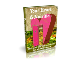 Free PLR eBook – Heart & Nutrition