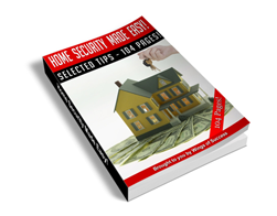 Free MRR eBook – Home Security Made Easy!