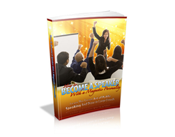 Free MRR eBook – How to Become a Speaker with a Magnetic Personality