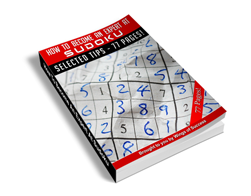 Free MRR eBook – How to Become an Expert at Sudoku
