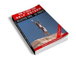 Free MRR eBook – How to Boost Your Self Esteem