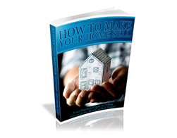 Free PLR eBook – How to Make Your Home Sell