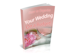 Free PLR eBook – How to Organize Your Wedding on a Budget
