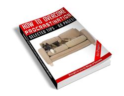 Free MRR eBook – How to Overcome Procrastination