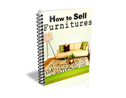 Free PLR eBook – How to Sell Furniture