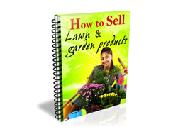 Free PLR eBook – How to Sell Lawn & Garden Products
