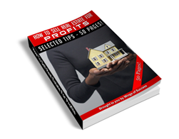 Free MRR eBook – How to Sell Real Estate for Profits