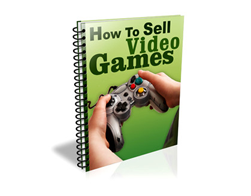 Free PLR eBook – How to Sell Video Games