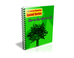 Free PLR eBook – How to Use Words to Sell