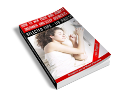 Free MRR eBook – How to Win Your War Against Insomnia and Sleep Disorders