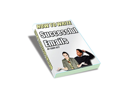 Free PLR eBook – How to Write Successful Emails