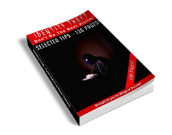Free MRR eBook – Identity Theft – Don't Be the Next Victim!