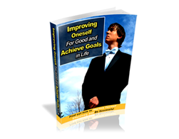 Free PLR eBook – Improving Oneself for Good and Achieve Goal in Life