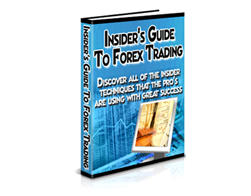 Free PLR eBook – Insider's Guide to Forex Trading