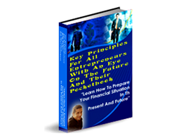 Free PLR eBook – Key Principles for All Entrepreneurs