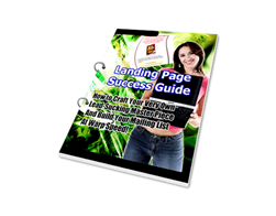 Free PLR eBook – Landing Page Success Guide