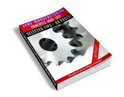 Free MRR eBook – Lean Manufacturing Principles Made Easy