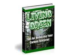Free PLR eBook – Living Green