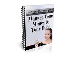 Free PLR Newsletter – Manage Your Money and Your Debt