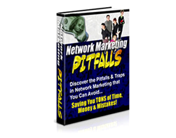 Free PLR eBook – Network Marketing Pitfalls