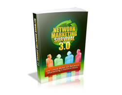 Free PLR eBook – Network Marketing Survival 3.0